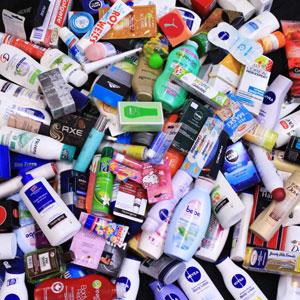 Produkte des Kosmetik-Check 2013