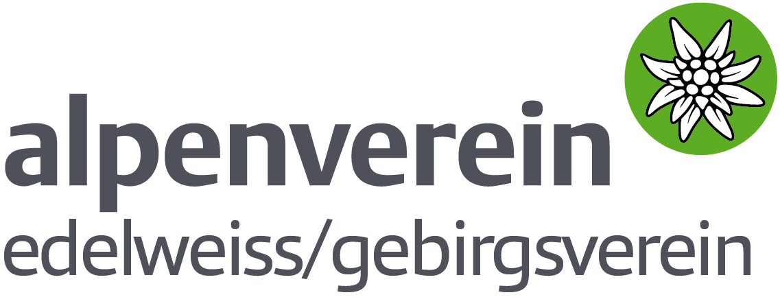 Logo Alpenverein Edelweiss / Gebirgsverein