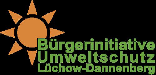 Logo Bürgerinitiative Umweltschutz Lüchow-Dannenberg