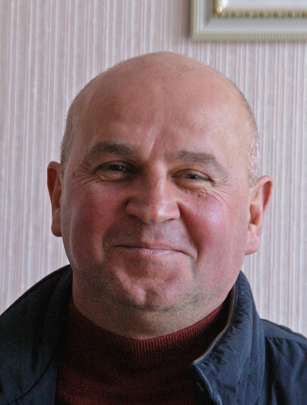 Porträtfoto Vitaly Lachno