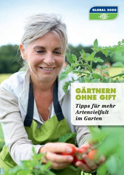 Broschüre Gärtnern Ohne Gift