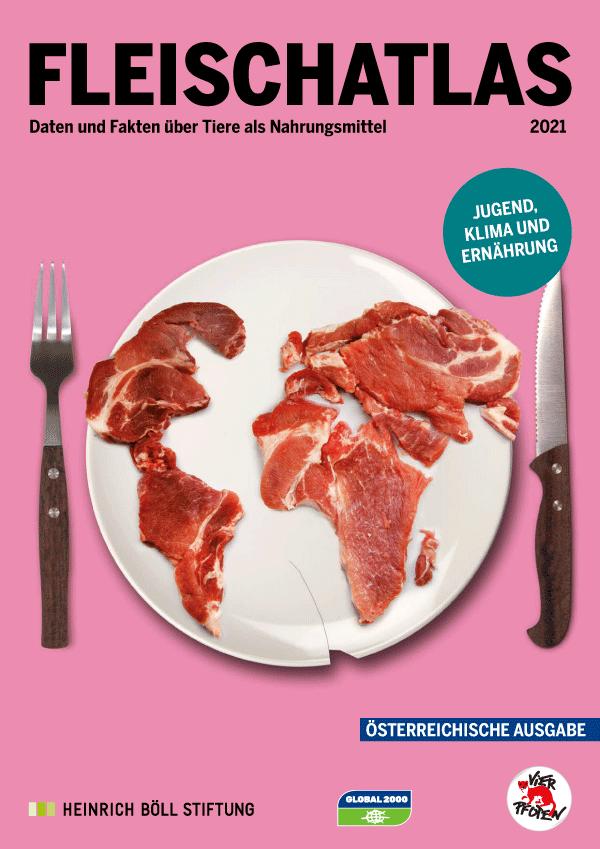 Cover Fleischatlas 2021