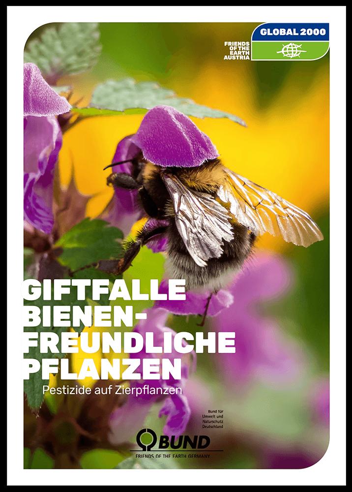 Cover Test: Giftfalle bienenfreundliche Pflanzen