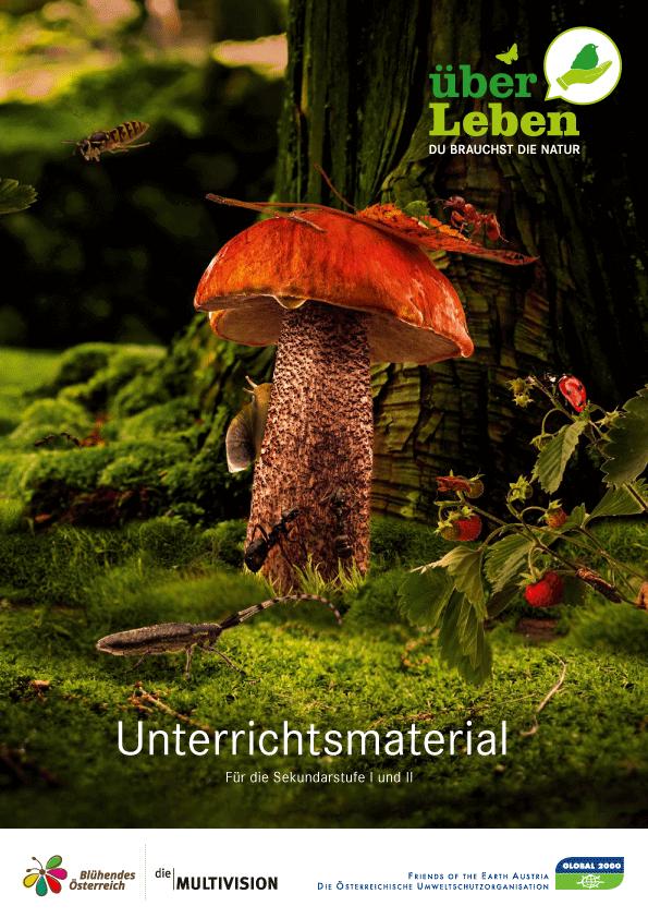 Coverbild Unterrichtsmaterial Multivisionsschau Über Leben