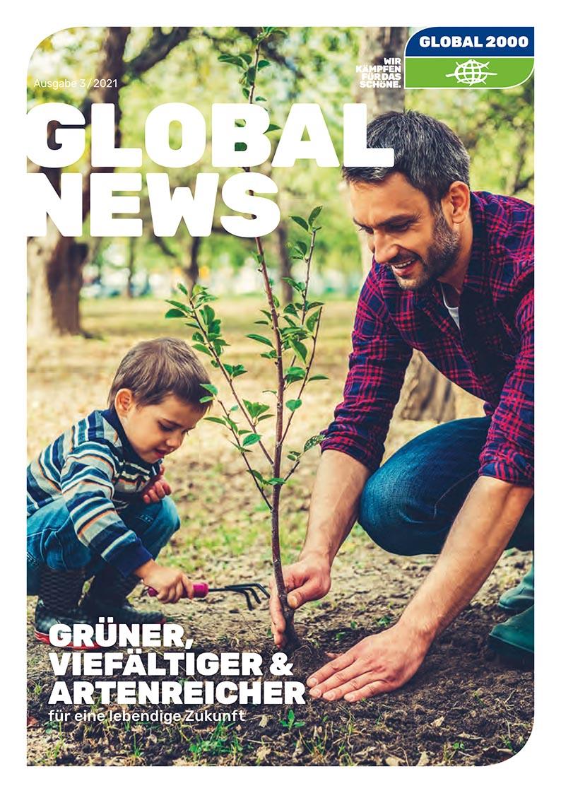 Coverbild GLOBAL News Vol. 3 2021