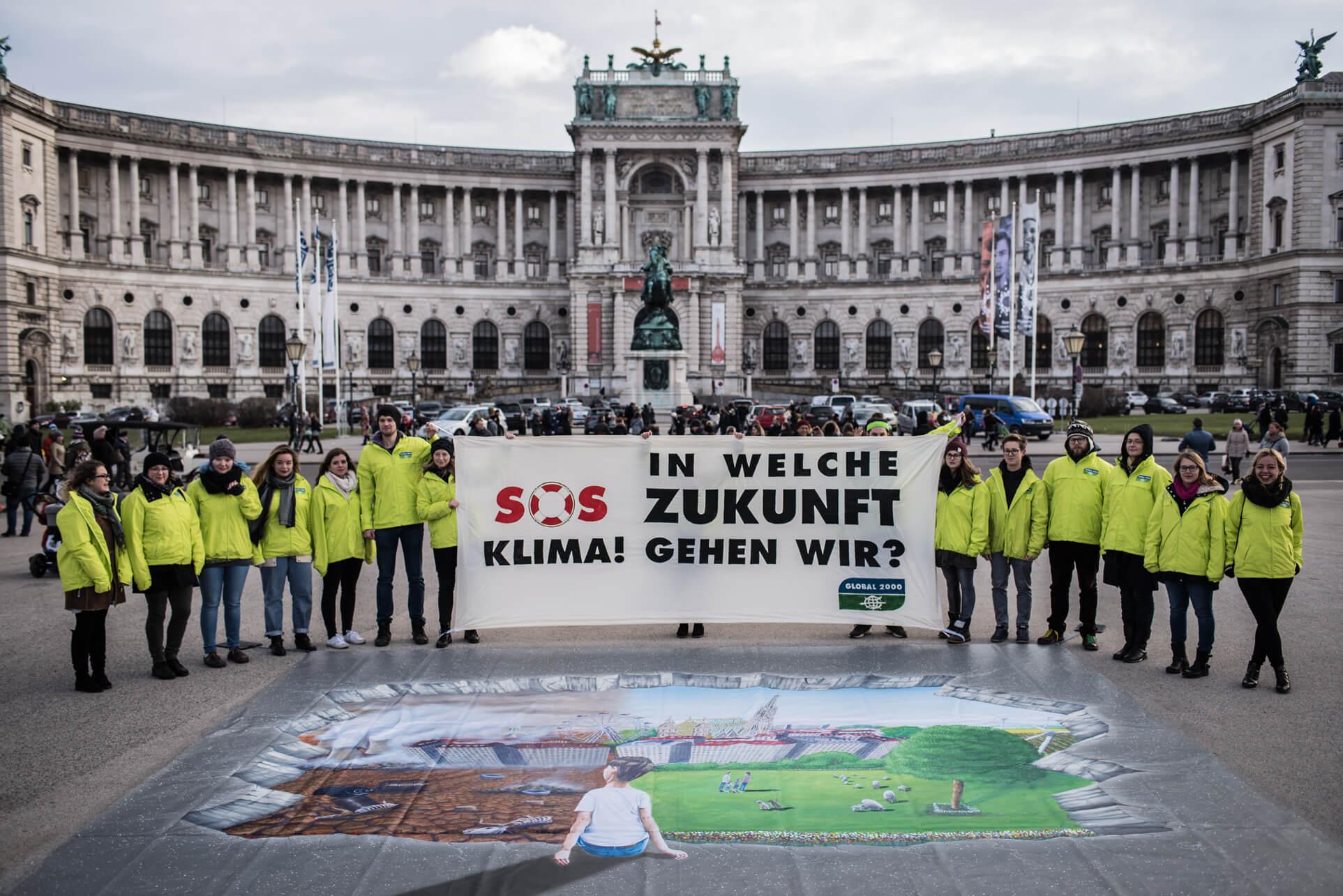 In welche Klima-Zukunft gehen wir?