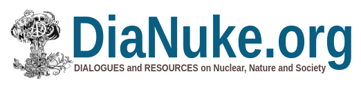 Logo DiaNuke - Dialogues and Resources on Nuclear, Nature and Society