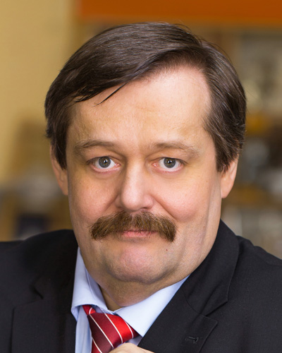 Prof. Werner Gruber