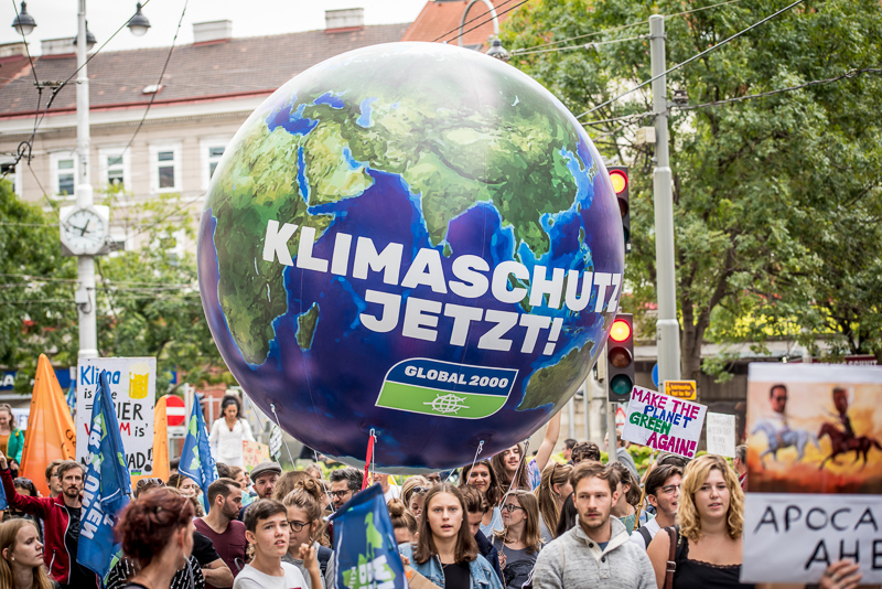 Earth Strike 2019 Wien