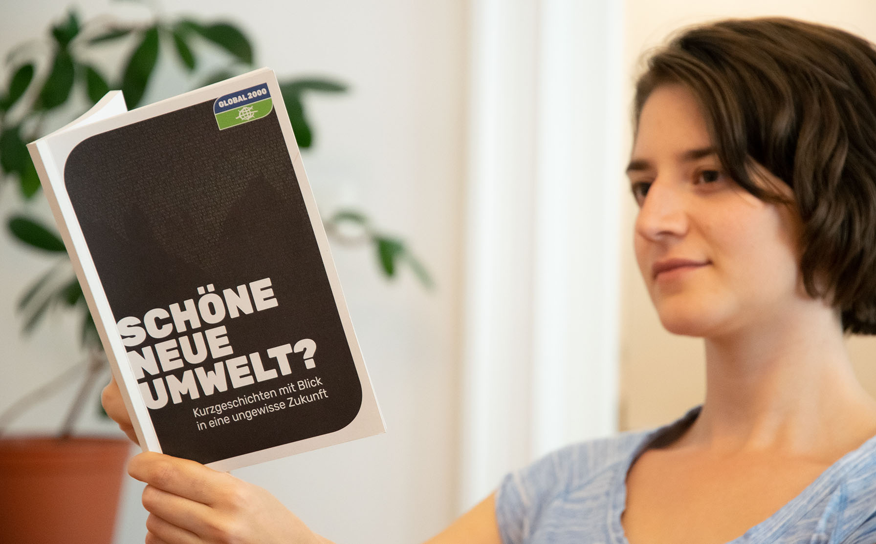Ecofiction Buch