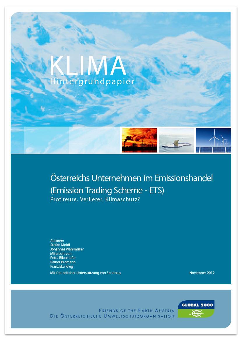 Emissionshandel in Österreich