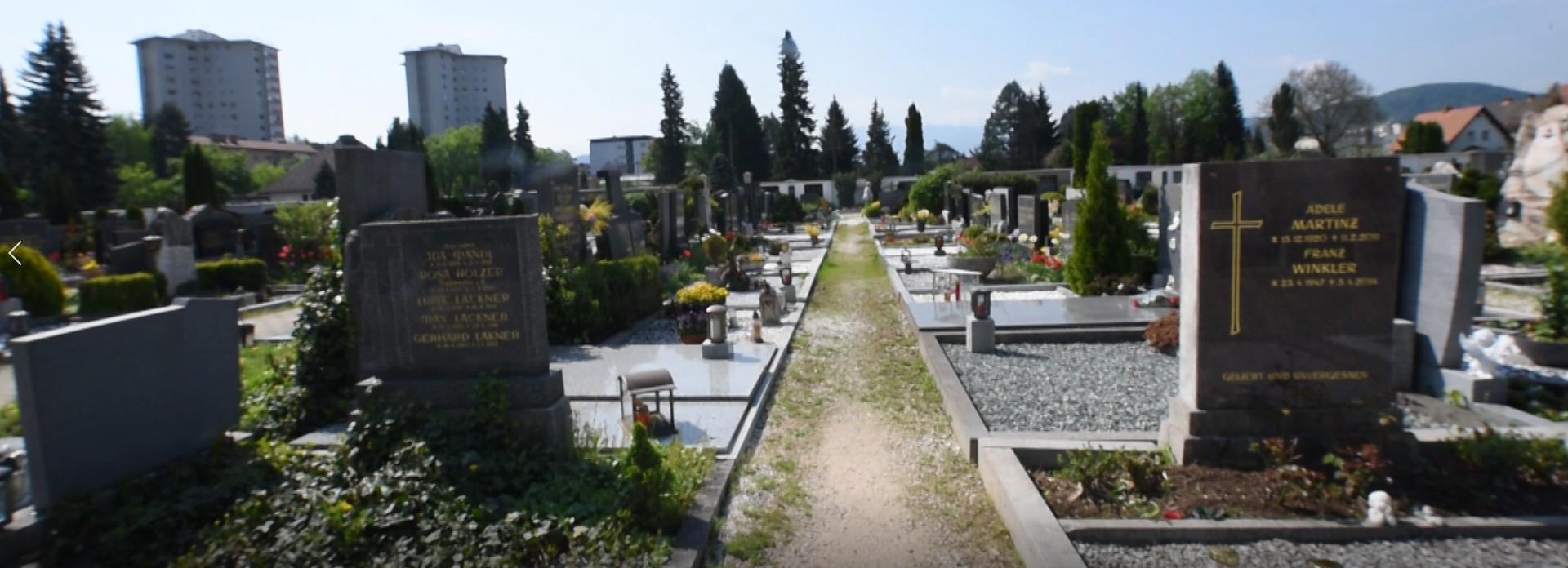 Friedhof in Kärnten