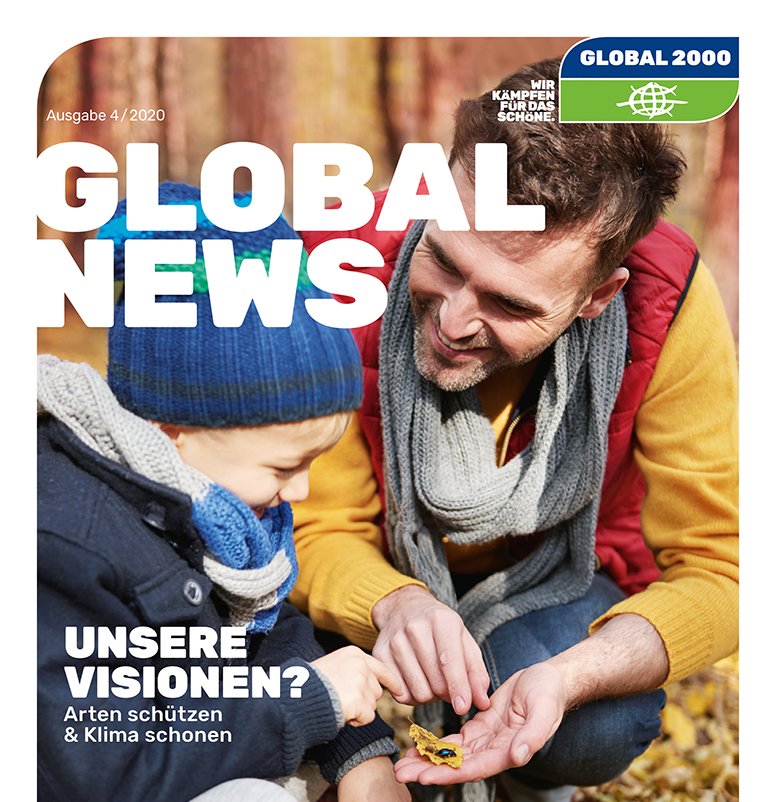 GLOBAL NEWS 4 Cover