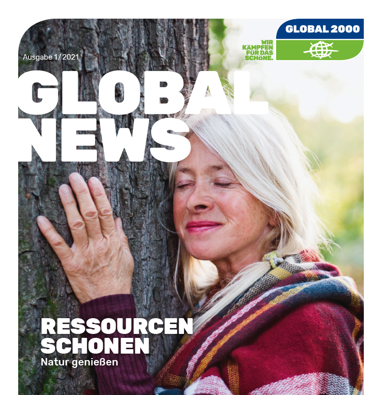 GLOBAL News Cover Bild