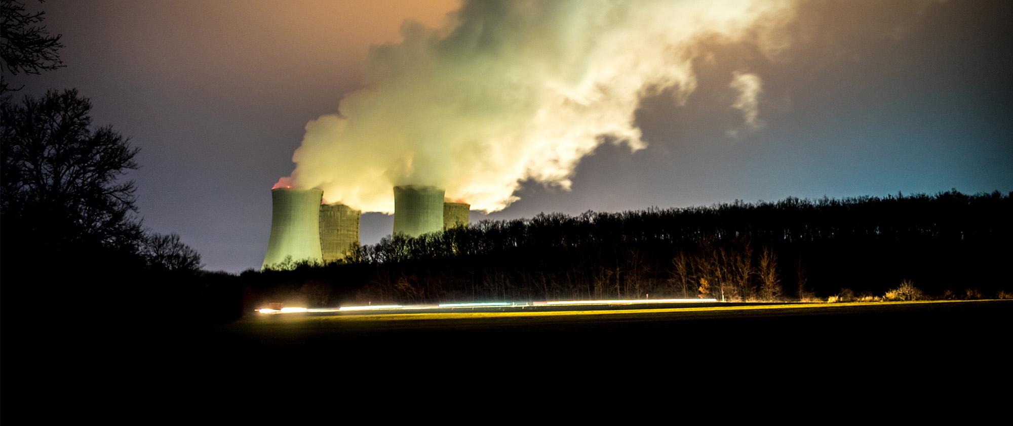 Ein Atomkraftwerk ist eine gescheiterte Technologie aus dem letzten Jahrhundert