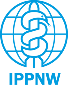 Logo IPPNW - International Physicians for the Prevention of Nuclear War
