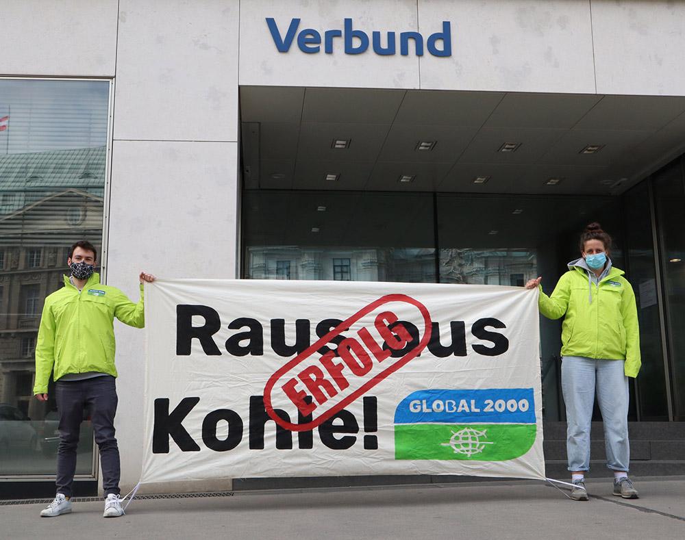 Aus für Kohlestrom in Österreich