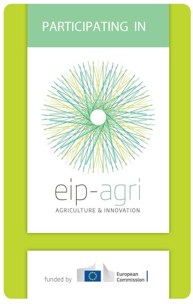 Logo Europäische Innovationspartnerschaft Landwirtschaft (EIP Agri)