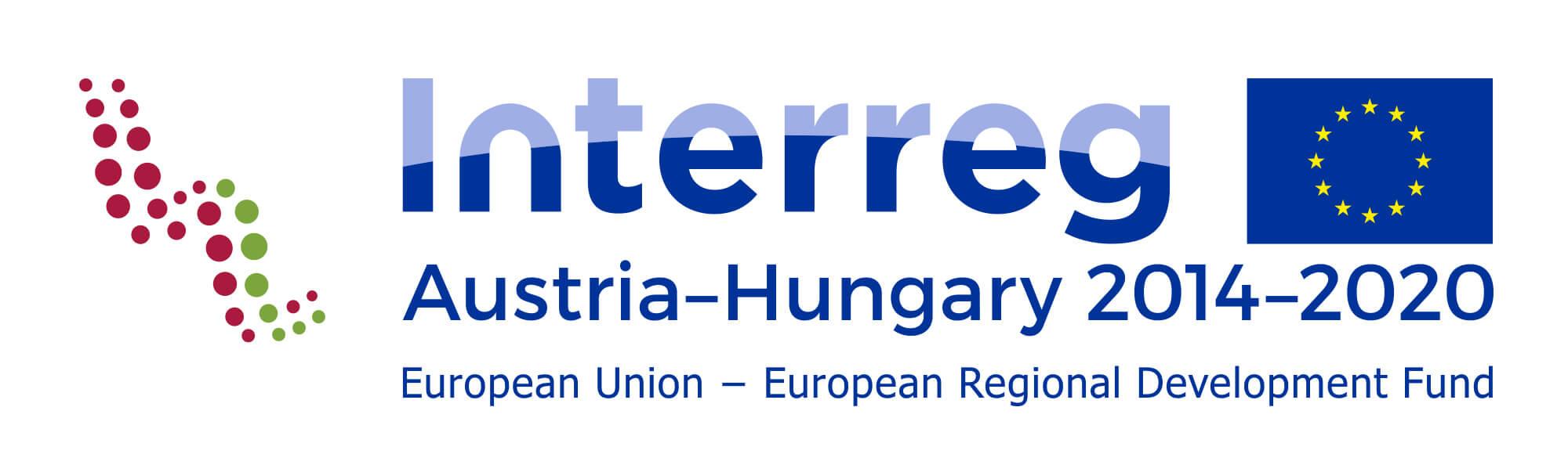 Logo Interreg AT-HU