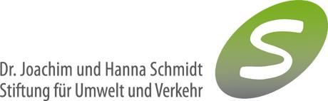 Logo Dr. Schmidt Stiftung für Umwelt und Verkehr