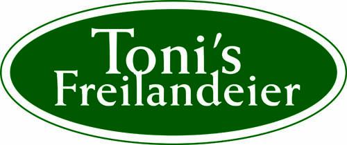Logo Toni's Freilandeier