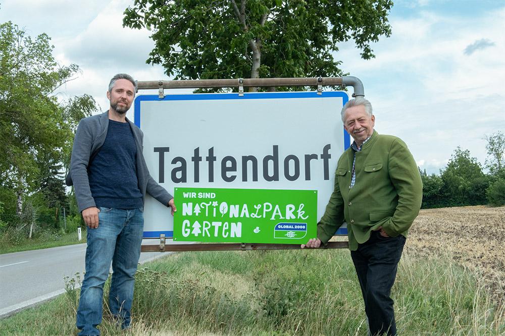 Nationalpark Garten Gemeinde Tattendorf