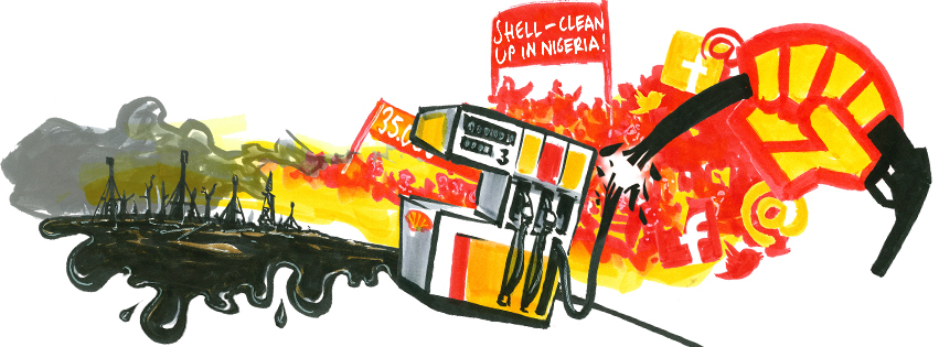 Shell Clean Up Banner