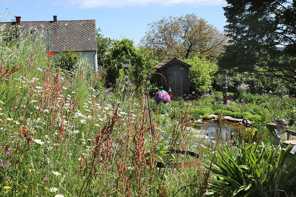 Nationalpark Garten Siegerfoto Platz 1