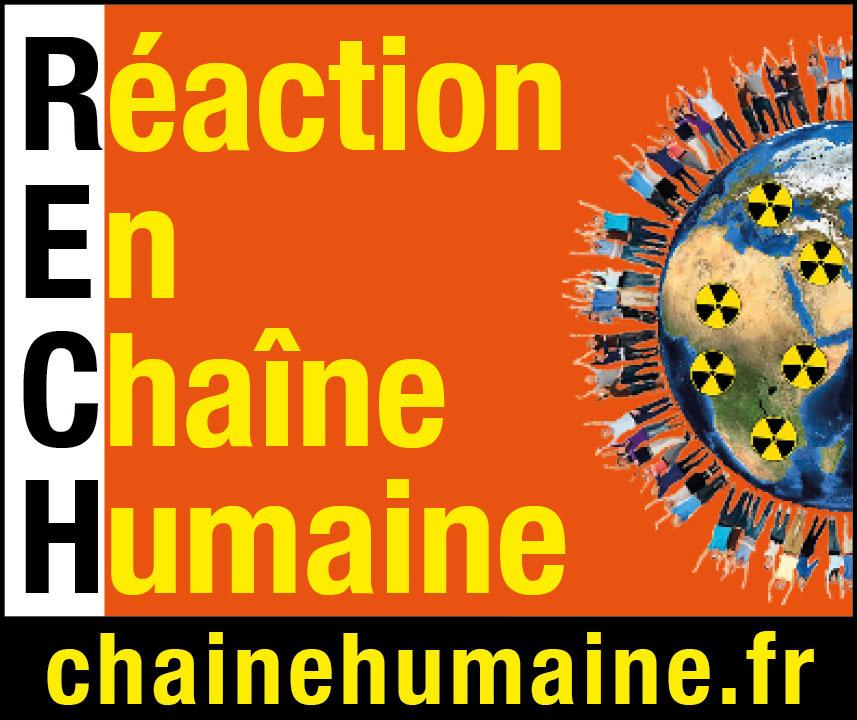 Logo RECH - Réaction en chaîne humaine