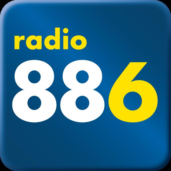 Logo Radio 88.6