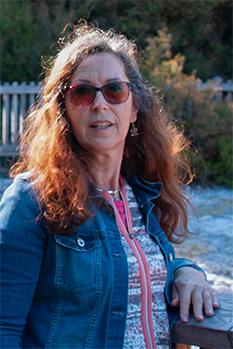 Portrait Rosmarie Suppan