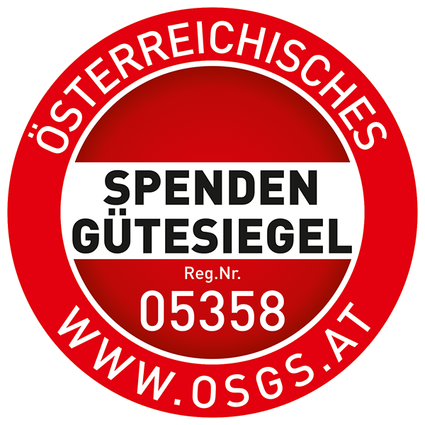 GLOBAL 2000 Spendengütesiegel