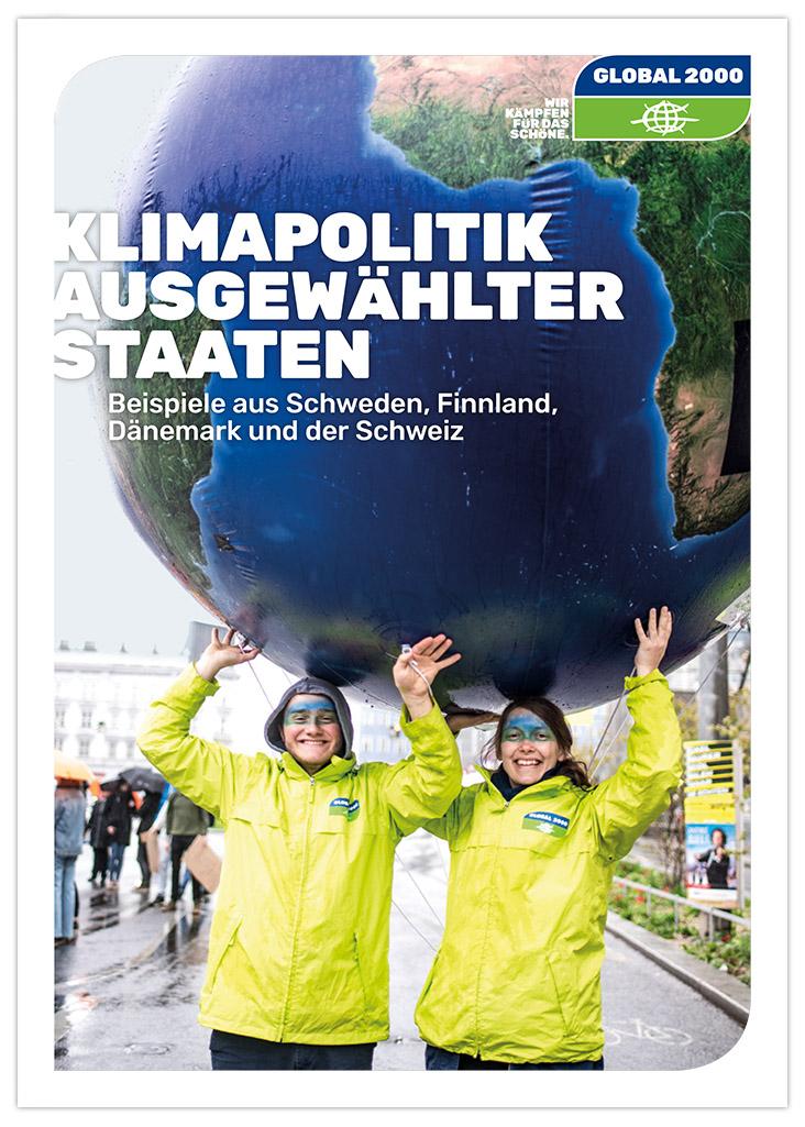 Studie: Klimapolitik ausgewählter Staaten