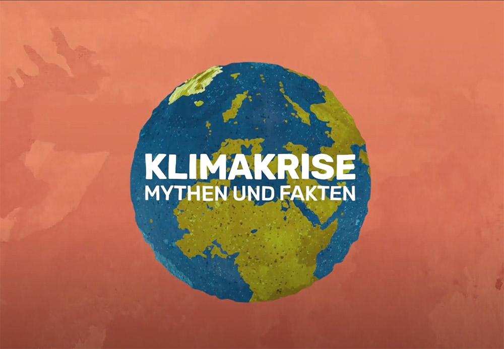 Thumbnail Klimamythen Video