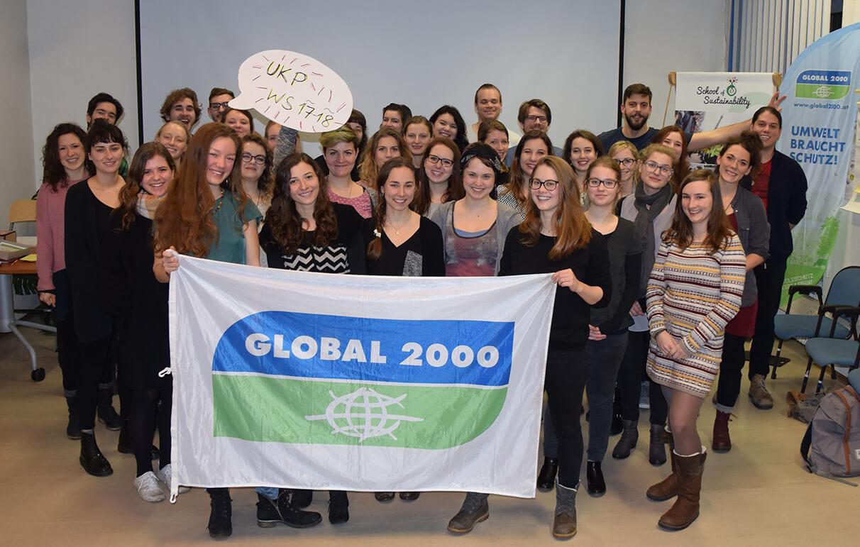 Umweltkulturpraktikum Wintersemester 2017/2018