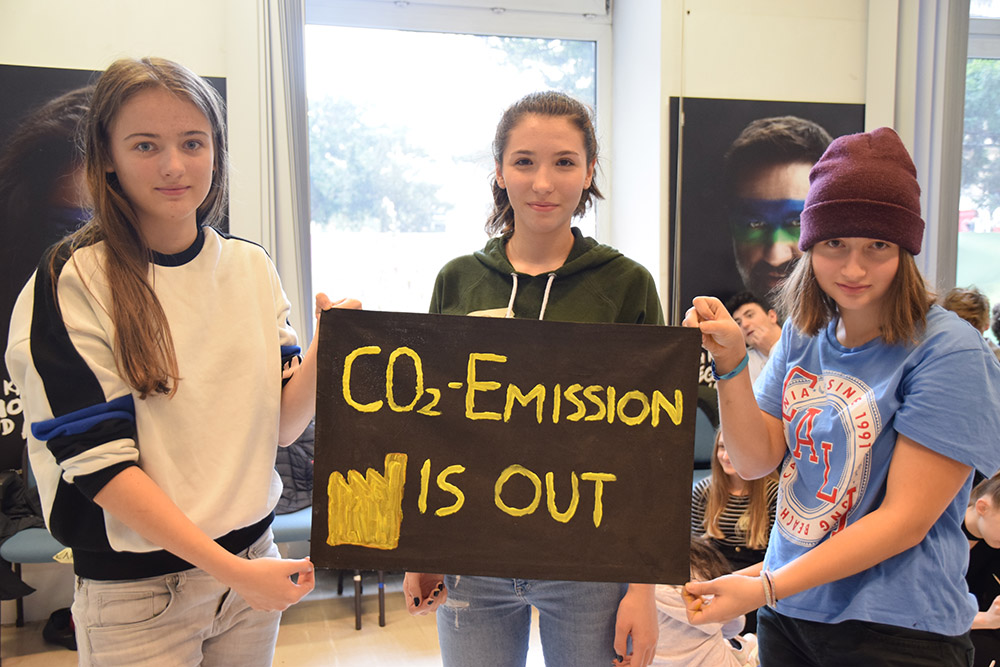 Umweltworkshop Klimawandel