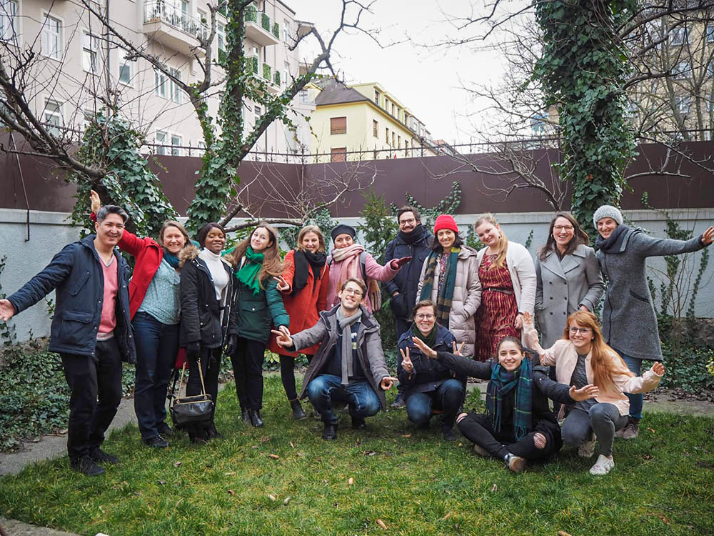 Unity in Community