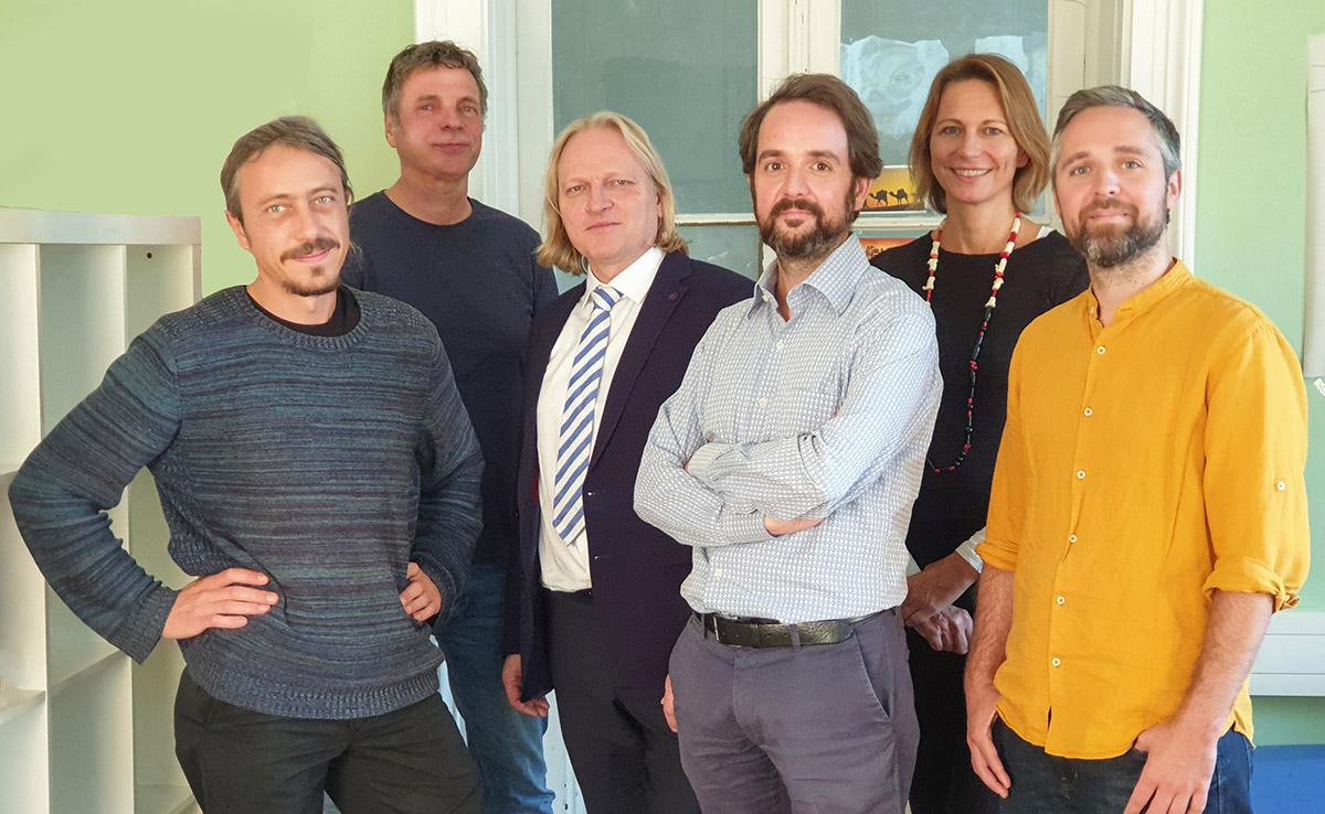 GLOBAL 2000 Vorstand