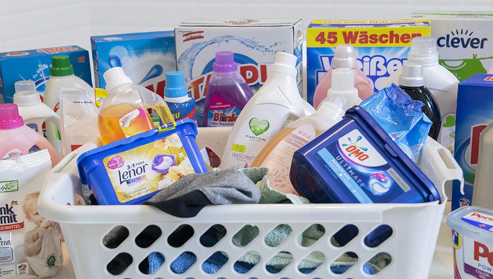 GLOBAL 2000 Waschmitteltest