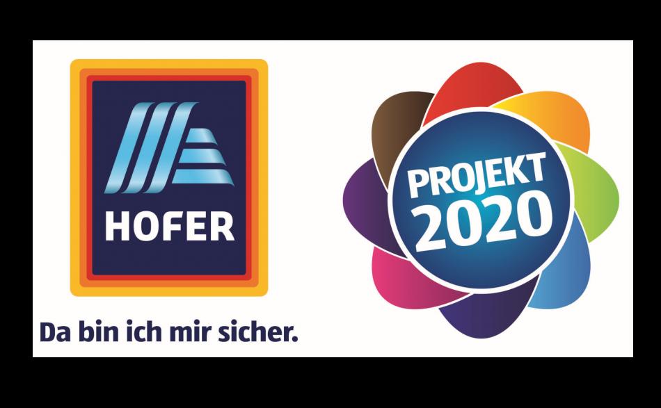 Logo HOFER Projekt 2020