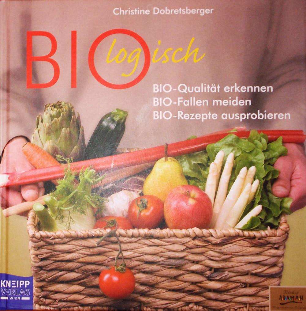 Biologisch Buchcover