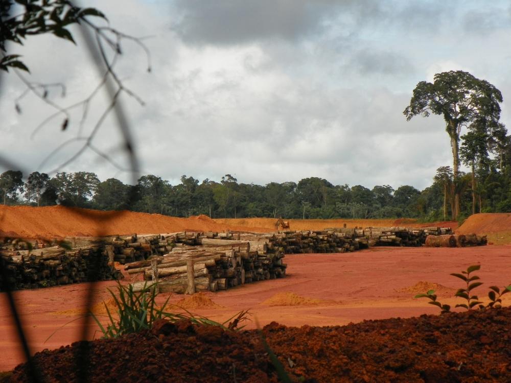 Aluminiumproduktion Brasilien