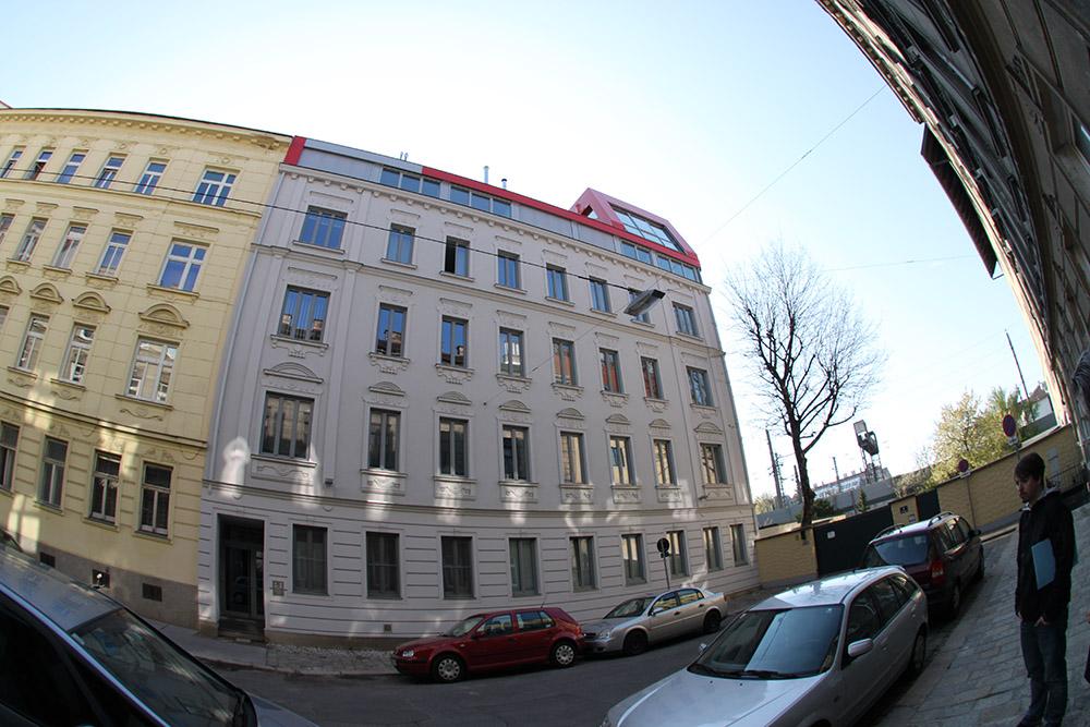 Thermische Sanierung - Gründerzeithaus in Wien-Penzing