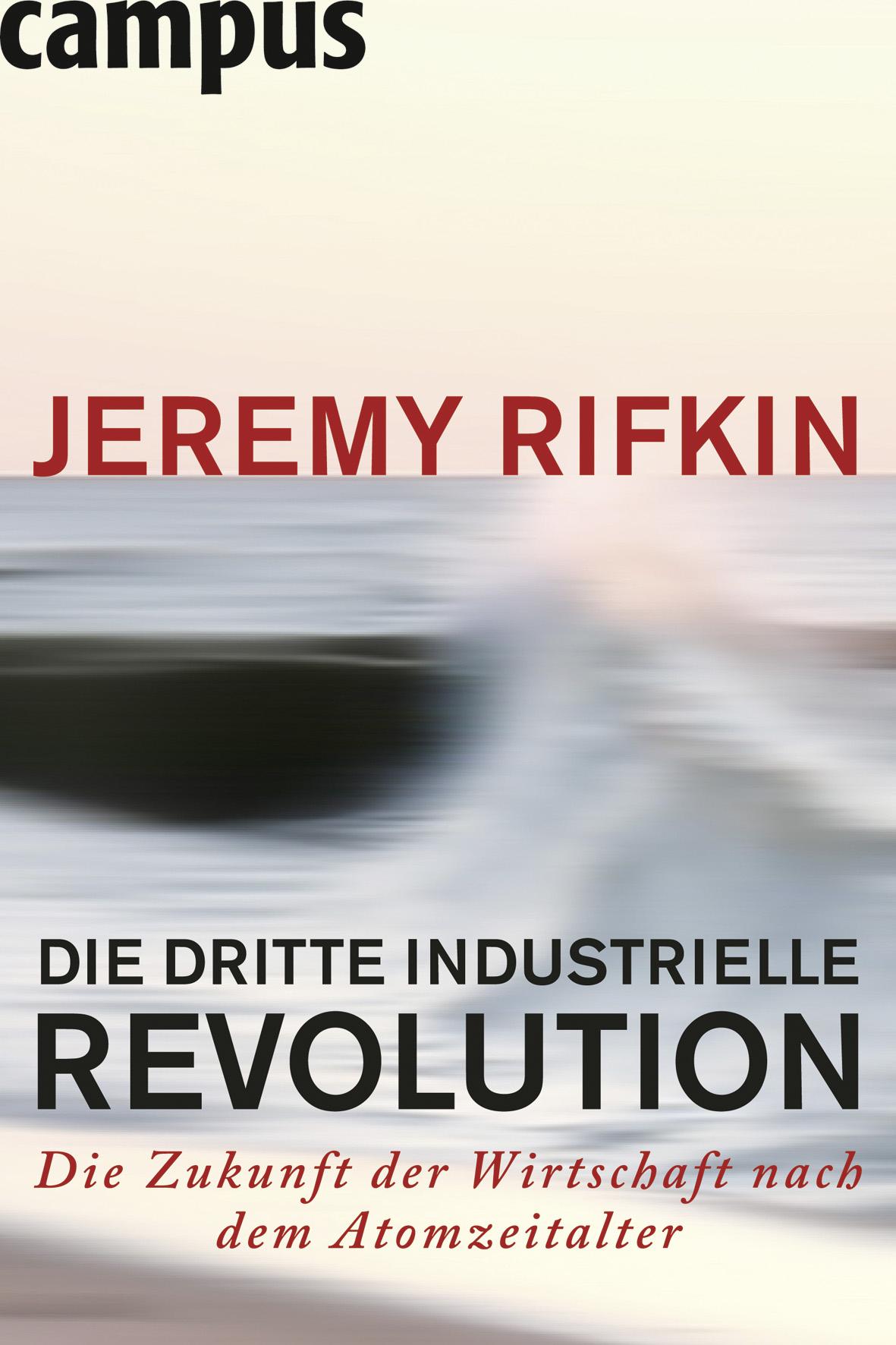 Die dritte industrielle Revolution Buchcover