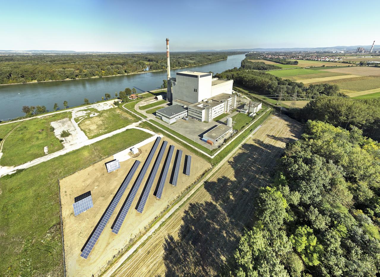AKW / Solarkraftwerk Zwentendorf