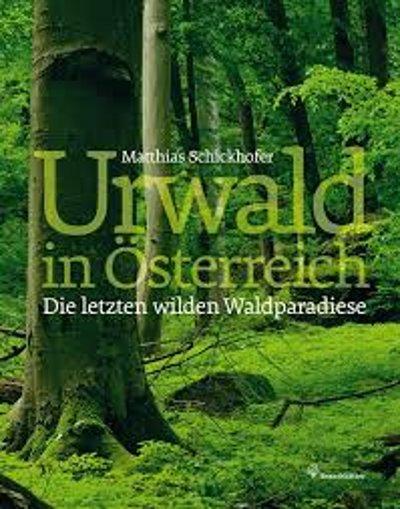 Urwald in Österreich Buchcover