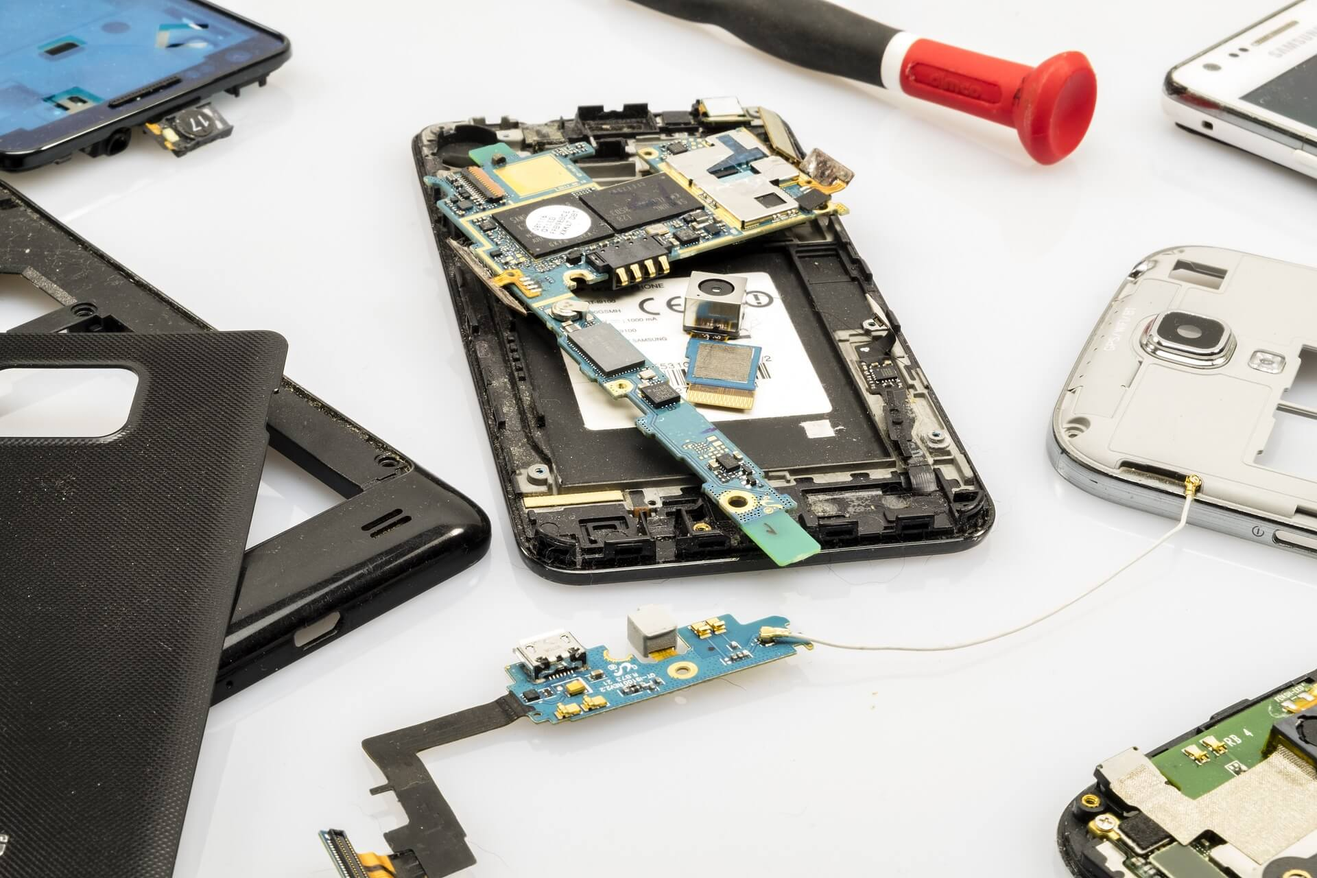 Elektrogeräte reparieren