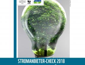 Stromanbieter-Check 2018