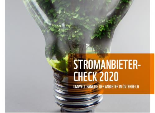 Stromanbieter-Check 2020