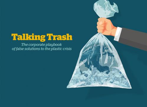 Talking Trash (c) Changing Markets Foundation